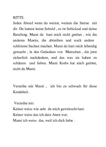Gedichte: Brief aus dem Jenseits von NStellaObuz