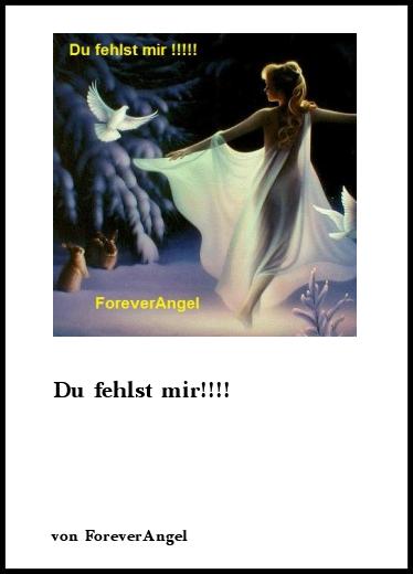 Gedichte: Du fehlst mir!!!! von ForeverAngel