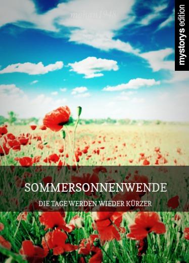 Gedichte Sommersonnenwende Die Tage Werden Wieder Kürzer