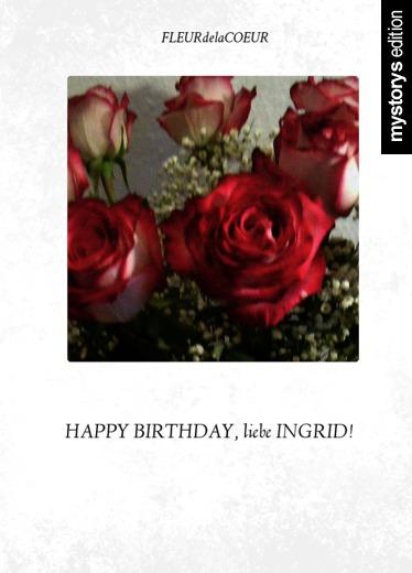 gedichte happy birthday liebe ingrid von fleurdelacoeur