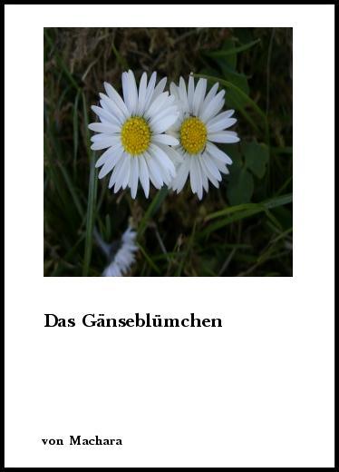 Das ganseblumchen gedicht