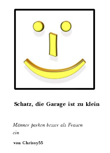 humor satire schatz die garage ist zu klein m nner. Black Bedroom Furniture Sets. Home Design Ideas