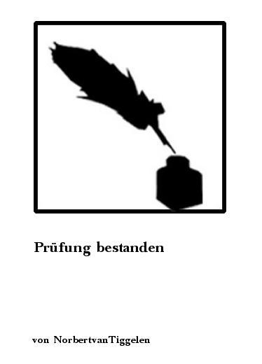 Gedichte Prufung Bestanden Von Norbertvantiggelen